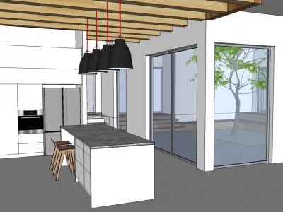 חלום על בית עם חצר פנימית – סודות מהסטודיו