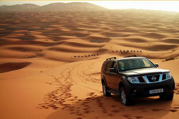 טיול ג'יפים במרוקו: ממרומי האטלס לסהרה – מרוקו – מסע אחר