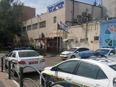 תחנת המשטרה בעפולה מתחדשת!