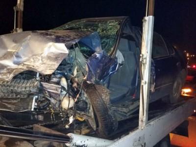 דיווח ראשוני: תאונת דרכים בצומת נבות בגלבוע, יש פצועים במקום