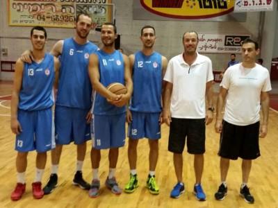 כדורסל: הפועל עפולה פתחה עונה