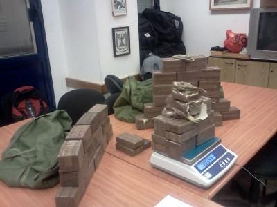 ״שמים סוף לסמים״: נעצרו עם קילוגרם הרואין!