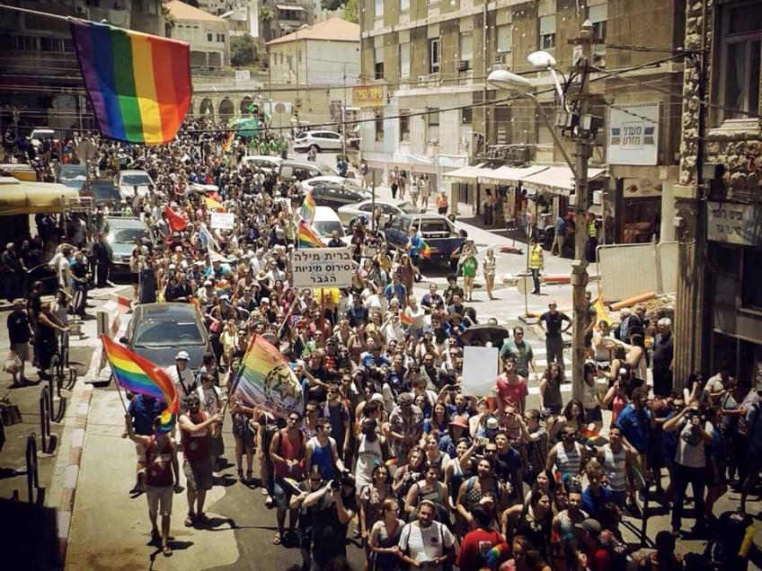 המצעד בחיפה השנה