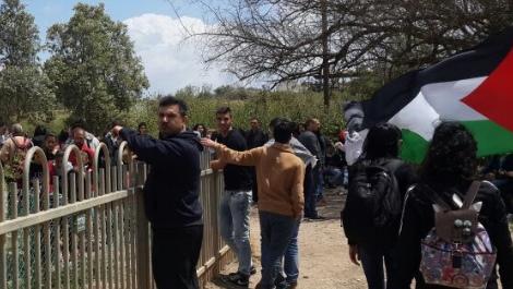 עימותים חריפים בין ערבים לתושבי המושבה אילניה על רקע לאומי