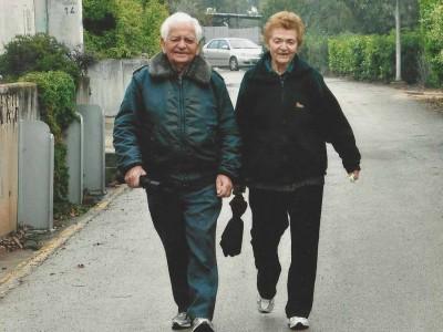 שריד: זה עתה נישאו – כבר 70 שנה