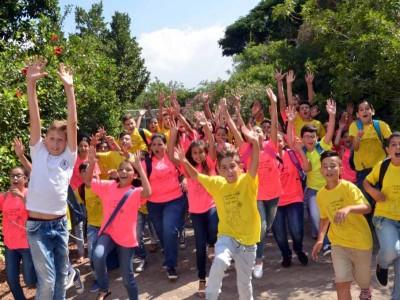 כ-5,000 תלמידים ייפתחו את שנת הלימודים במגדל העמק