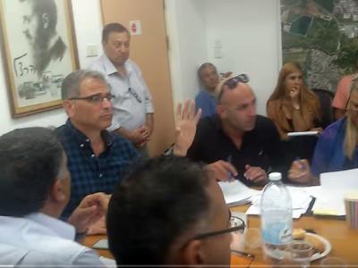 בית שאן: סכסוך חריף בין ראש העיר לוועד העובדים