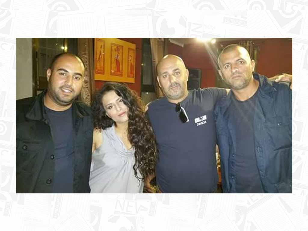 הזמרת מירי מסיקה פרגנה בתצלום משותף למאבטחים של א.ש.ש