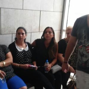 משפחתה של הנרצחת שלי דדון ממתינה לגזר הדין