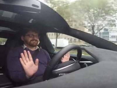 הנהג האוטומטי שמדהים את העולם
