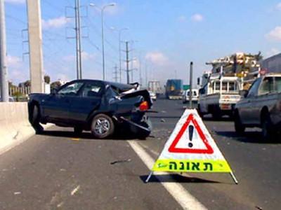 תאונת דרכים עם נפגעים בכביש 75 בסמוך ליפיע