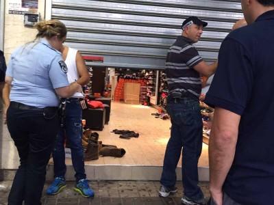 שני בני אדם נדקרו במרכז עפולה, הרקע פלילי