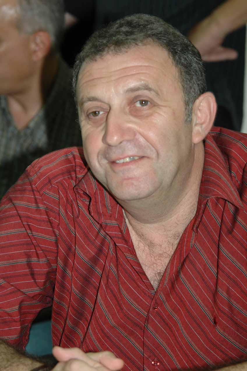 בוריס יודיס סגן ראש העיר