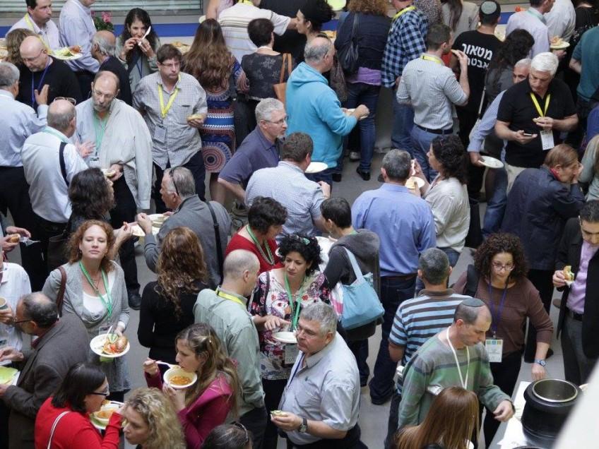 מאות משתתפים בועידת העמקים הראשונה