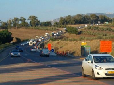 חדשות טובות: החל פרויקט שדרוג כביש 65 בין עפולה לצומת התבור