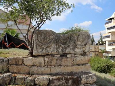 תל העתיקות בעפולה יונגש לתיירים מישראל ומכל רחבי העולם