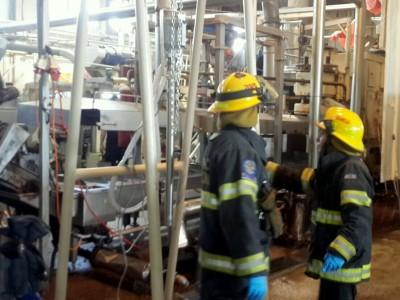 טרגדיה במגדל העמק: עובד נלכד במעבד מזון תעשייתי ונהרג