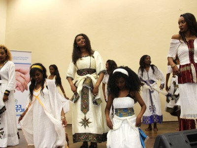 מגדל העמק: תערוכה וחגיגה למסורת האתיופית