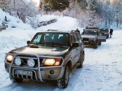 מסעדות כפריות, אופנועי שלג וספא מפנק – טיול חורף מהמם ברומניה