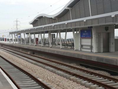 רכבת בית שאן: לא רק נוסעים, בקרוב גם מסוף מטענים