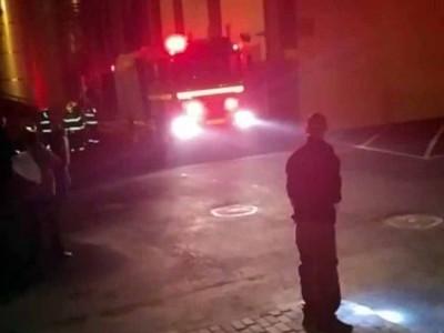 הלילה: שריפה בצנרת חשמל במחלבת תל יוסף