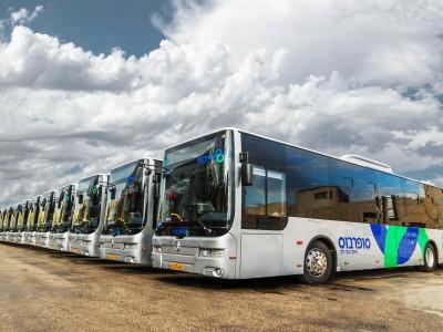 עפולה: המעילים ששכחתם באוטובוסים הועברו לנזקקים