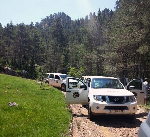 טיול ג'יפים בפירנאים מאפשר לעבור בדרכי שטח הרריות ומאתגרות ולהגיע למקומות היפים ביותר ברכס