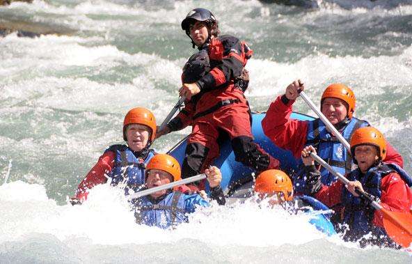 רפטינג בנהר הפאיירסה, חוויה רטובה ומלהיבה