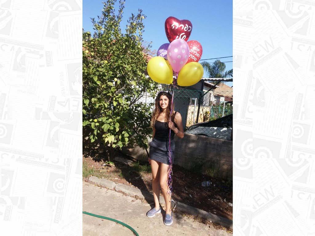 טליה המתוקה חגה יום הולדת עם המשפחה והחברים