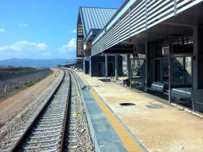רכבת העמק – אוטוטו על המסלול