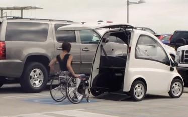 אנשים צחקו על המכונית הזו בהתחלה. כשהם ראו מה היא עושה הם היו בשוק