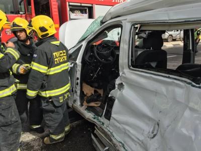 כביש 65: בן 46 נהרג בתאונה בצומת גולני