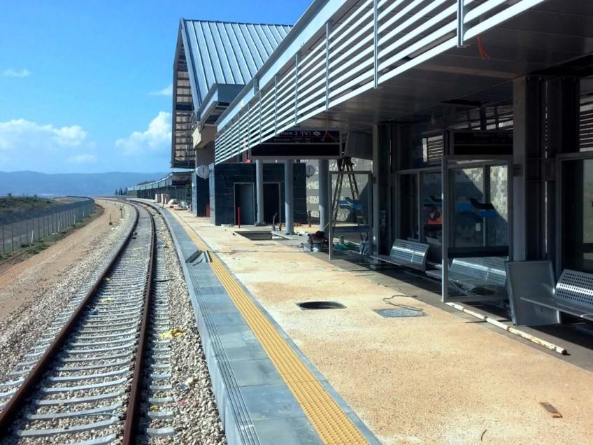 רכבת העמק – גרסת מגדל העמק