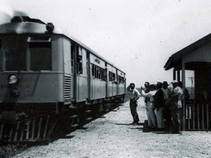 רכבת העמק - תמונת ארכיון צילום: האוסף הלאומי