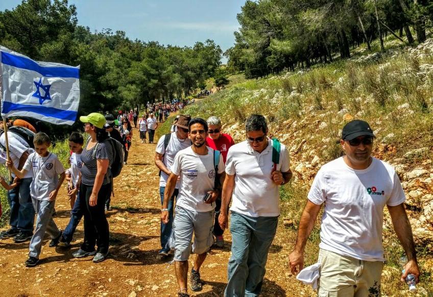 עפולה: מתכוננים לצעדת גבעת המורה