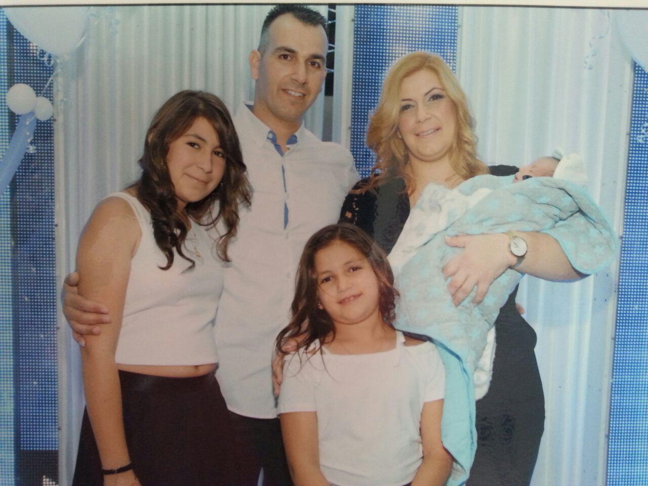 יורש טרי למשפחת אבוטבול. נסיך הקטן קוראים בישראל אורין