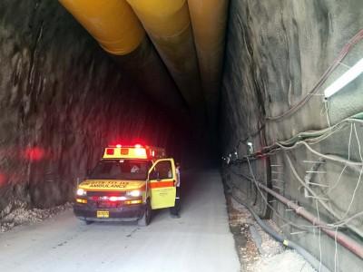 סמוך לקיבוץ רשפים: נהג טרקטור נהרג לאחר שנלכד בתחנת כוח
