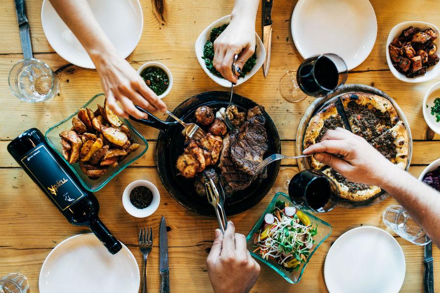מסעדה טורקית עם תפריט אותנטי