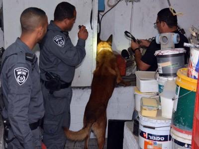 סוכן סמוי חשף רשת סחר בסמים בנצרת עילית