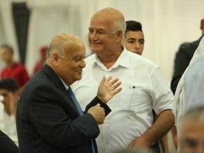 מפגש פסגה: צמרת המשפט בארוחת שבירת צום הרמדאן