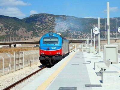 עלתה על הפסים: נסיעת מבחן לרכבת העמק
