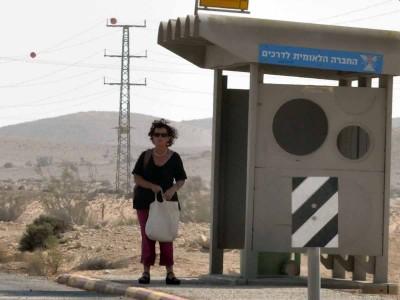 גדעונה: התושבים מחכים לאוטובוס שייכנס למושב