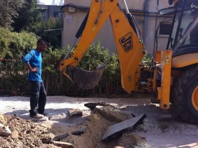 מגדל העמק: העבודות ברחוב 'קדש' צפויות להסתיים לפני ראש השנה