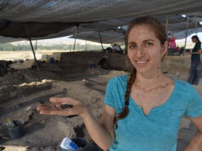 חשיפה: הדיאטה של האוכלוסייה באזור עמק בית שאן – לפני 7000 שנה