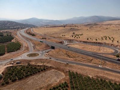 צאו לדרך: הושלם פרויקט כביש 65-85