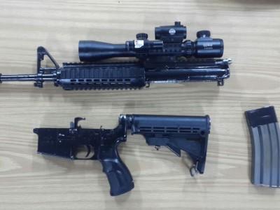 מסוכן: צעיר מבית שאן קנה נשק גנוב מחייל והעבירו לתושב מגדל העמק