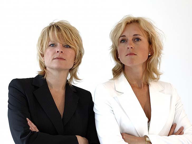 נשות עסקים אופנתיות. צילום: מרטין שומגל - אתר פליקר