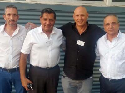 """הנרי צימרמן נבחרליו""""ר מרחב צפון של התאחדות התעשיינים בישראל"""