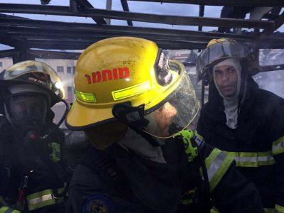 שריפה בנצרת: נקבע מותו של בן 30