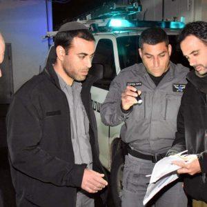 כוחות המשטרה נערכים לקראת הפשיטה הגדולה